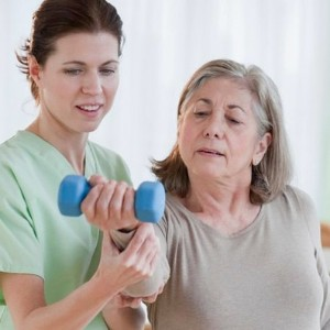Cardiac Rehab Exercise