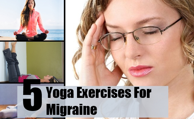 Exercises For Migraine