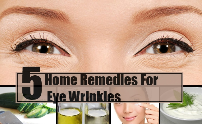 eye wrinkles home remedies natural treatments and cure find home