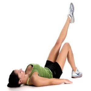 Leg extension Exercise