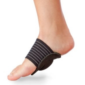 Wear Arch Support Tape