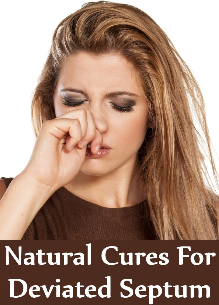 Natural Cures For Deviated Septum