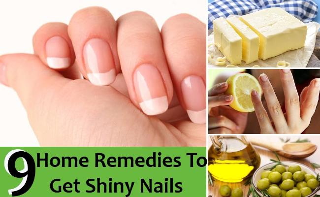 Shiny Nails remedies