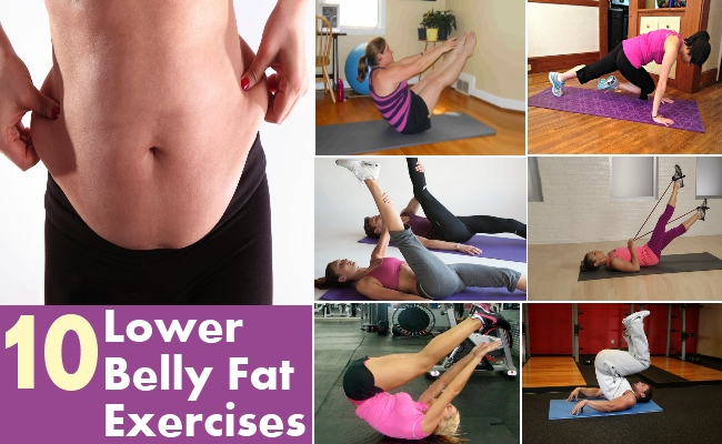 belly fat exercises