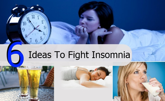 Ideas To Fight Insomnia