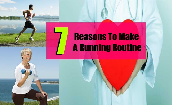 7 Reasons to Make a Running Routine