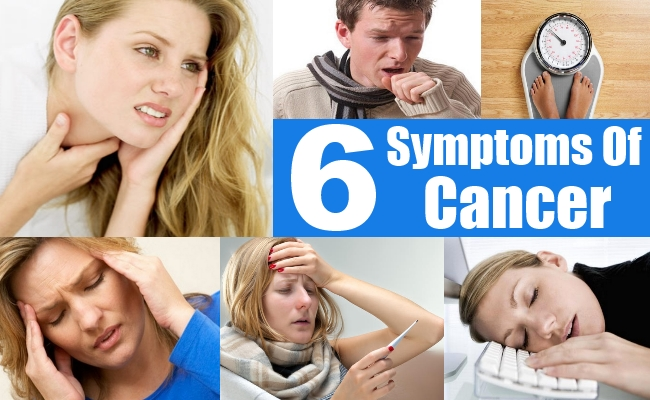 Symptoms Of Cancer