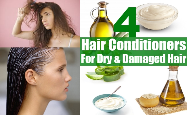 4 homemade hair conditioners for dry and damaged hair find home