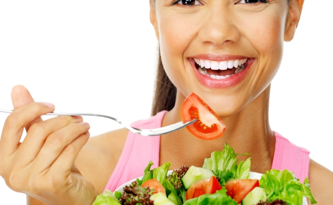 Eat Healthy And Anti-Inflammatory Foods