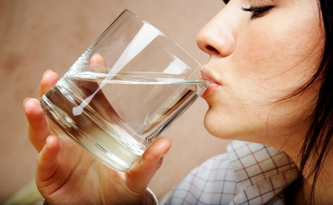 Drink 10 Glasses Of Water A Day