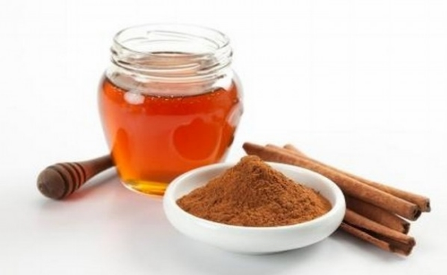 Cinnamon-Honey mixture