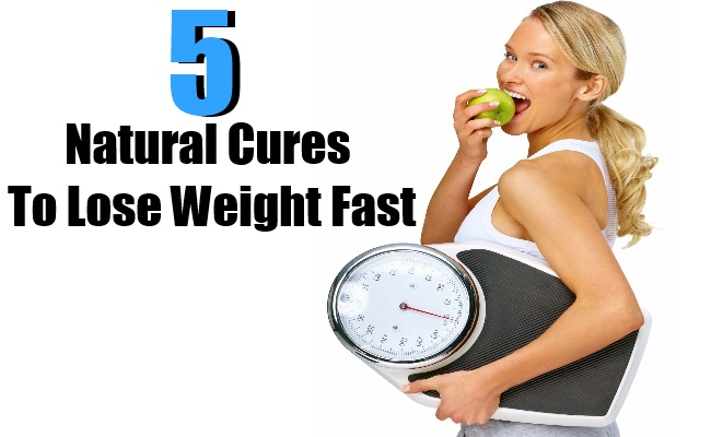 Natural Cures To Lose Weight Fast