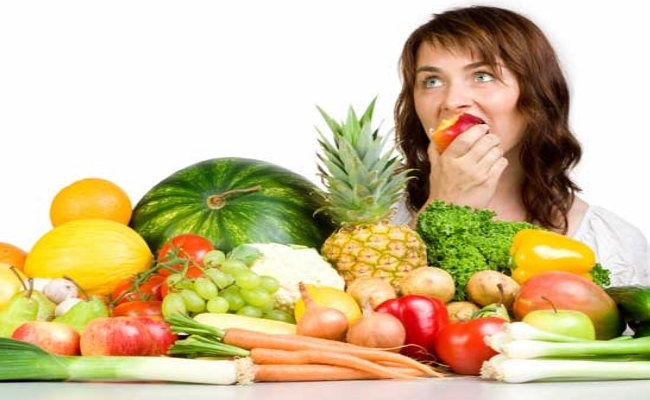 Eating Fruits And Vegetables Daily