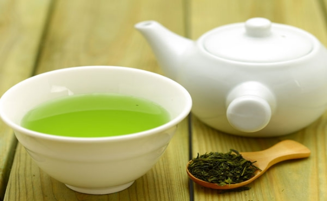 Use Of Green Tea To Handle Blackheads
