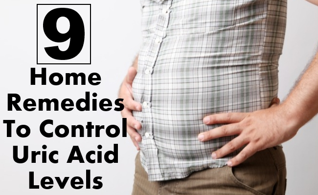 Home Remedies To Control Uric Acid Levels