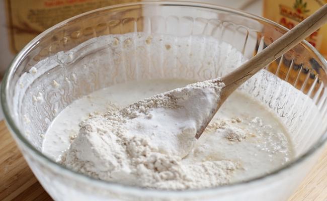 Oatmeal And Yoghurt