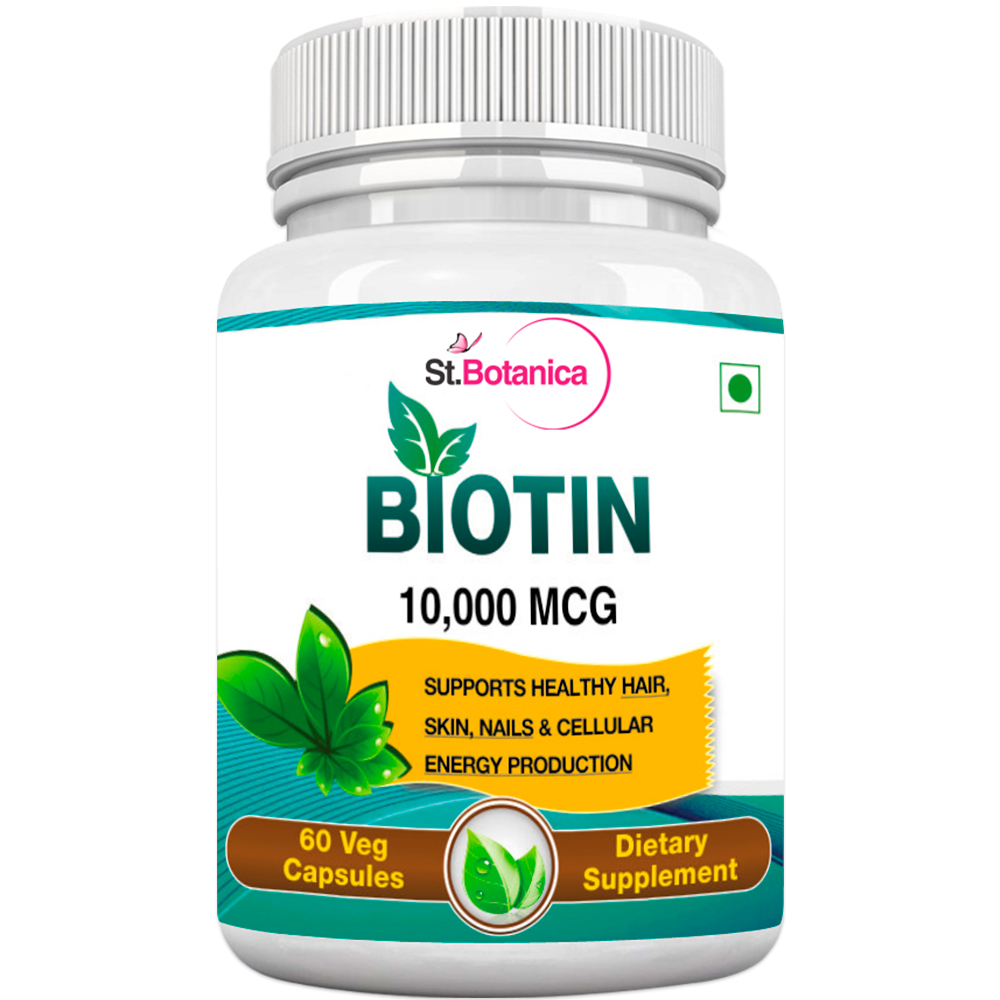 Stbotanica Biotin Find Home Remedy Amp Supplements