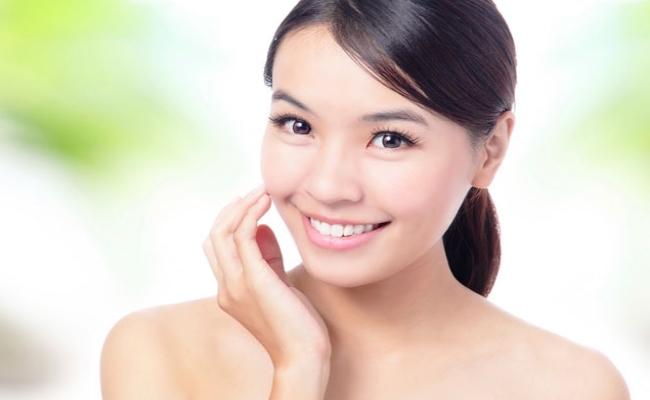 skin healthy