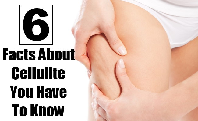 Facts About Cellulite You Have To Know
