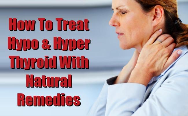 Hypo And Hyper Thyroid