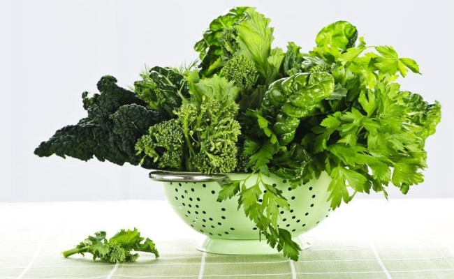 Load Up Yourself With Chlorophyll