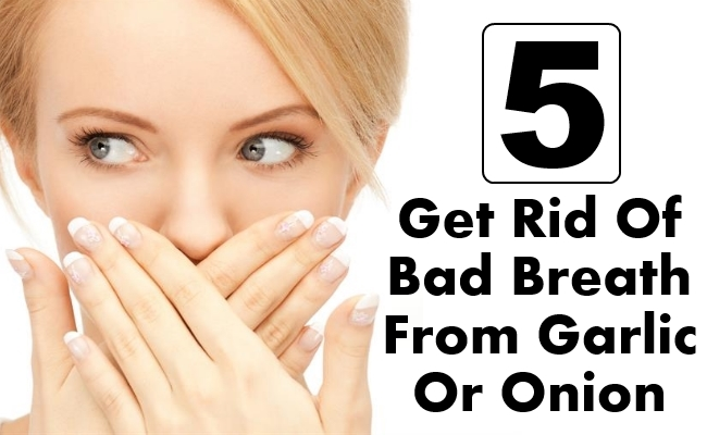 Get Rid Of Bad Breath