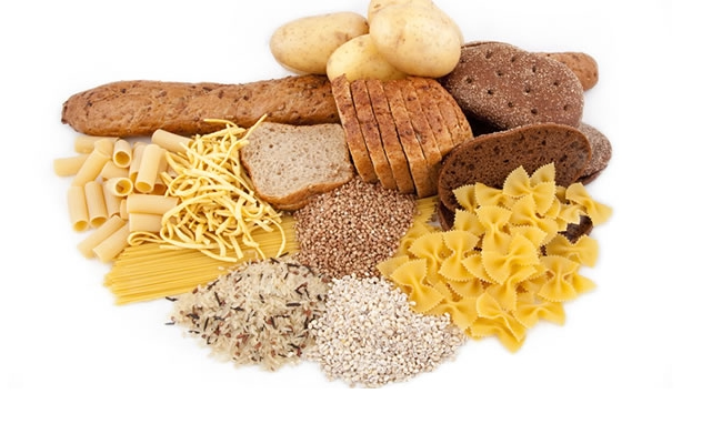 Rice And Cereal Along With Other Starchy Foods