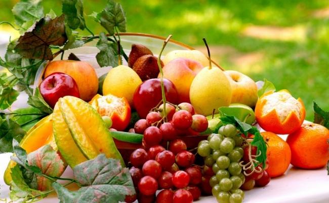 Vitamin Rich Fruits