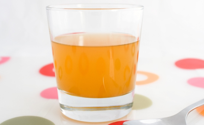 Vinegar And Water Gargle