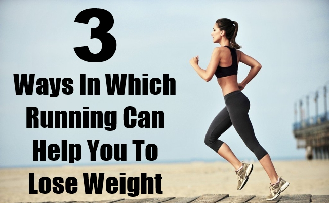 Ways In Which Running Can Help You To Lose Weight
