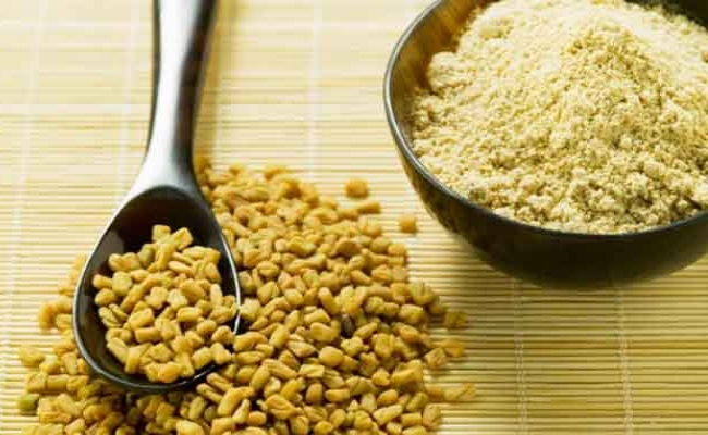 Adding Fenugreek powder to diet