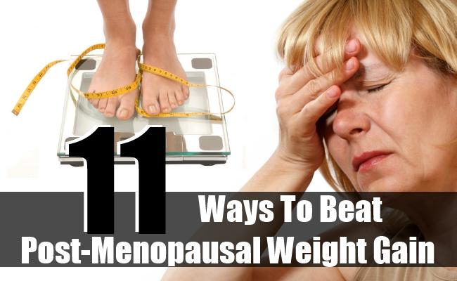 Beat Post-menopausal Weight Gain