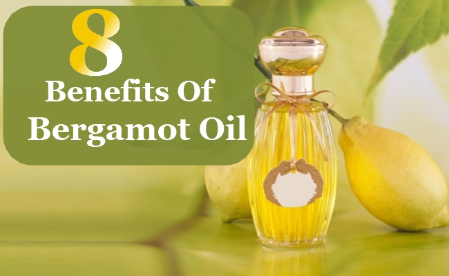 Benefits Of Bergamot Oil