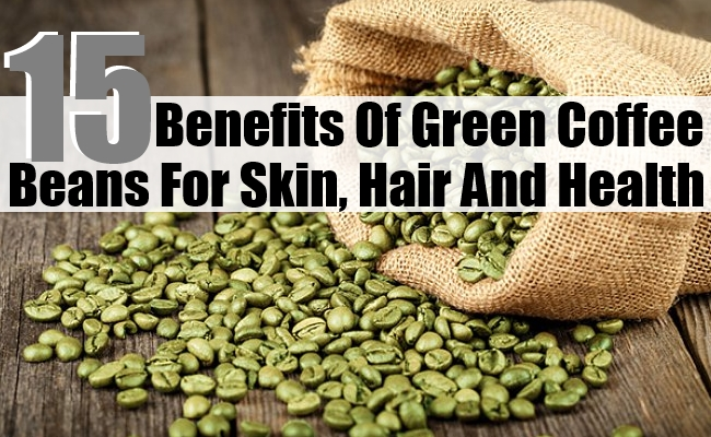 Benefits Of Green Coffee Beans