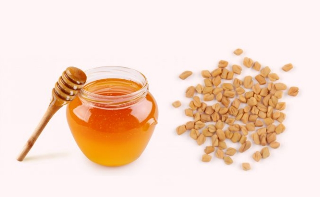 Honey and Fenugreek