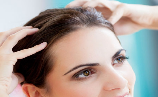 Improving Blood Circulation In The Scalp