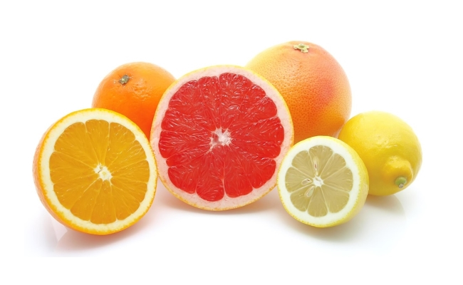 Lemon, Orange, And Grapefruit Extract Mixture