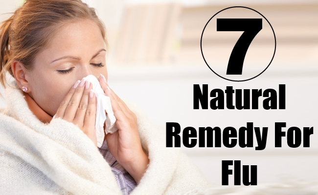 Natural Remedy For Flu