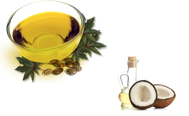 Coconut Oil With Castor Oil