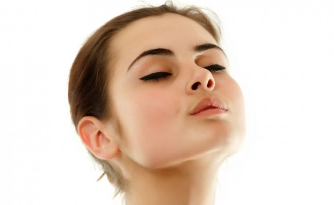 Do Chin Lift Exercise