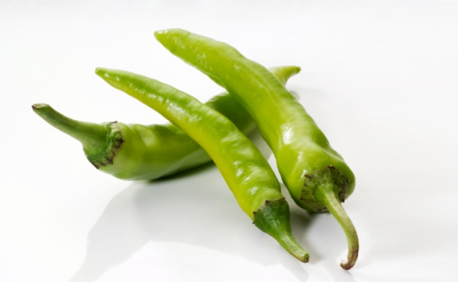 Eat Green Chilies