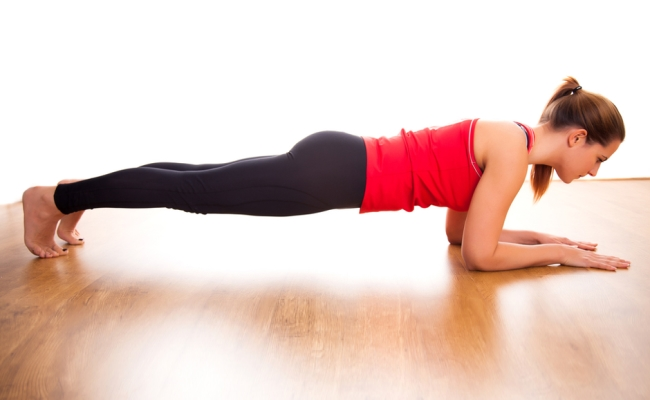 Plank Exercises ToStay Fit