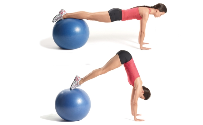 Plank To Pike