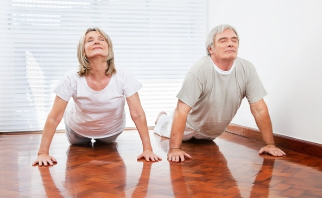 yoga asanas for seniors