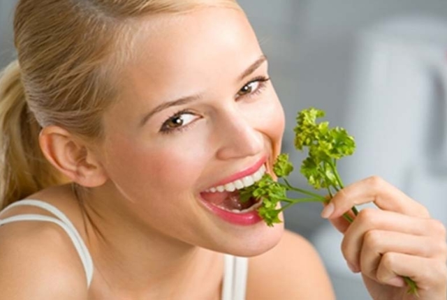 Add Parsley To Daily Foods