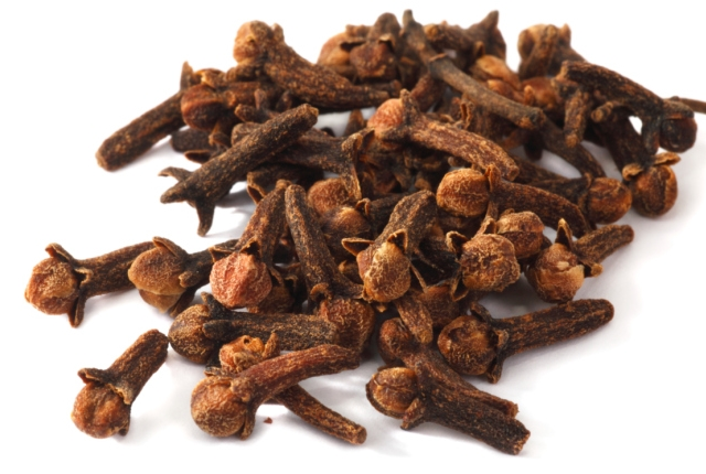 By Using Cloves