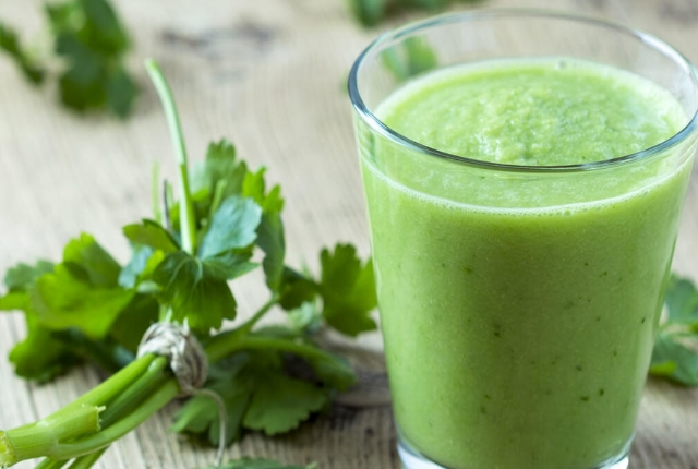 Drink Parsley Juice