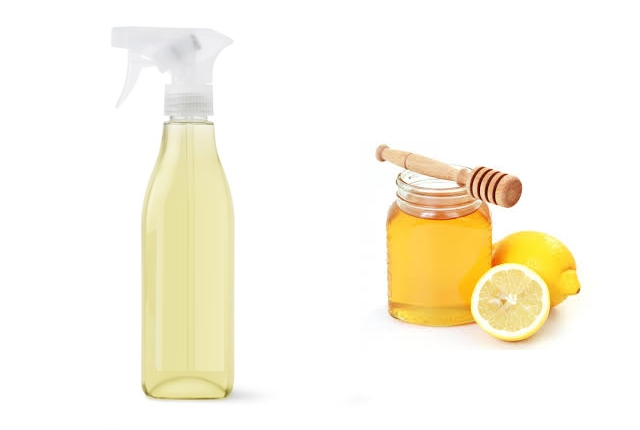 Lemon and Honey Spray