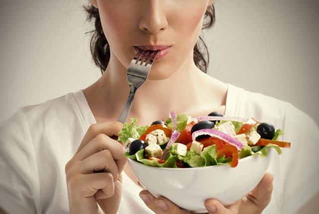 Concentrate On Healthy Foods