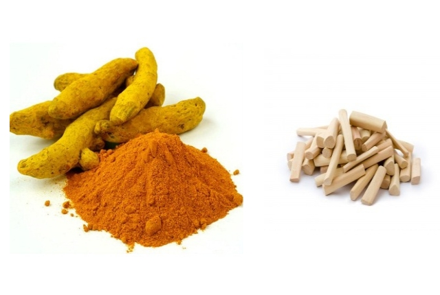 Sandalwood And Turmeric